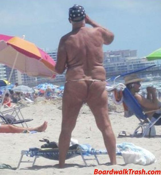 obviously the speedo doesn't hurt either...: