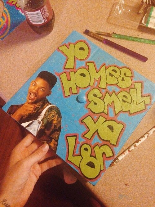 The Most Clever Graduation Caps From the Class of 2015:
