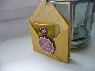 Papierkult: Kleine Geschenke