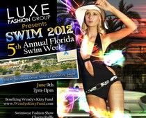 "5th annual ""Swim 2012"" fashion show"