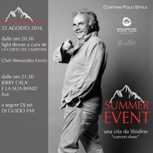 SUMMER EVENT @Rosapetrasparesort per Cortina Polo Style