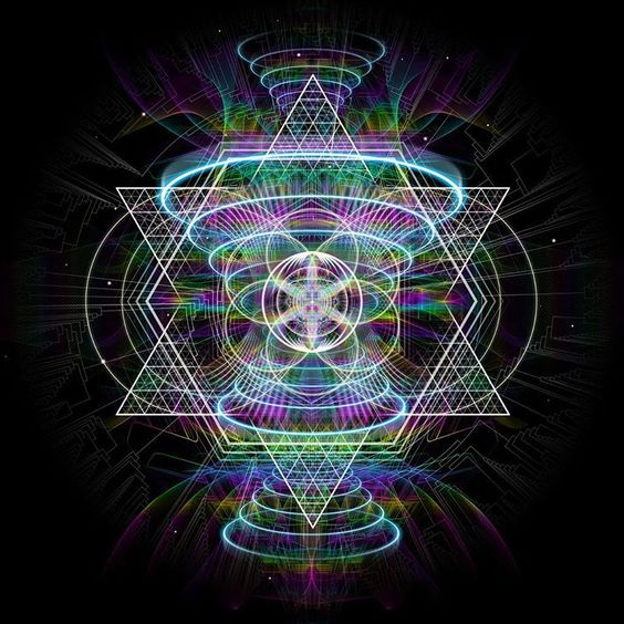 theartofsamjfarrand:   SOURCE GENERATOR   #sacredgeometry #torus #quantumphysics #merkaba #energy #frequency #vibration #vibrationalhealing