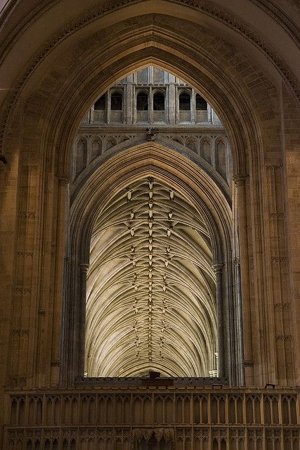 Canterbury Cathedral: Nave