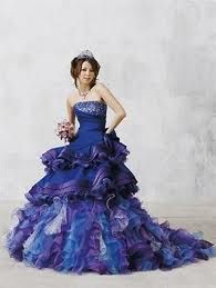 blue bridal dresses - Buscar con Google