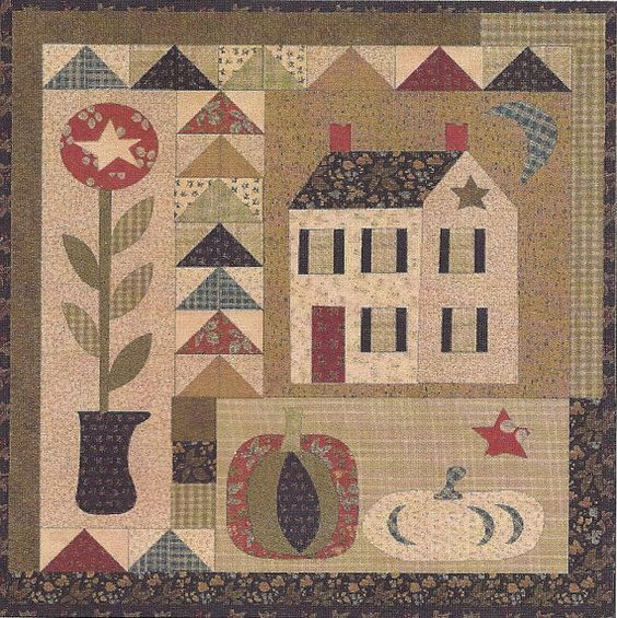 Folk Art Quilt Ideas : Pinterest The world s catalog of ideas