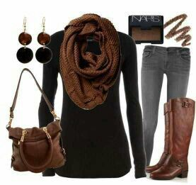 Black and Brown!!