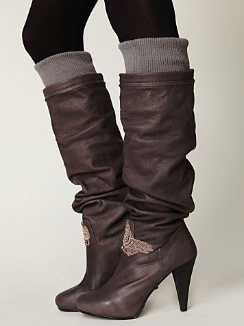 versailles boot, Free People. i've never seen boots with such beautiful embellishments, and the color and heel are perfect.