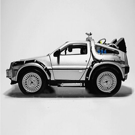 smart car back to the future mod with flux capacitor cosas que comprar geek stuff. Black Bedroom Furniture Sets. Home Design Ideas