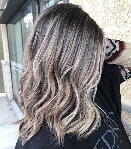 23 Different Ways To Rock Dark Brown Hair With Highlights Stayglam Black Hair With Highlights Hair Highlights Brown Blonde Hair
