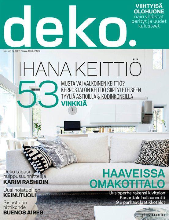 Deko's Print Magazine 10/10