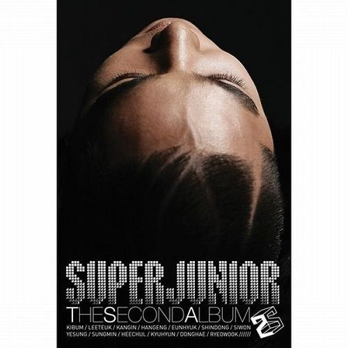 SUPER JUNIOR – DON'T DON – The 2nd Album