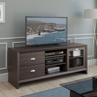DCOR Design Kansas TV Stand U0026 Reviews | Wayfair.ca