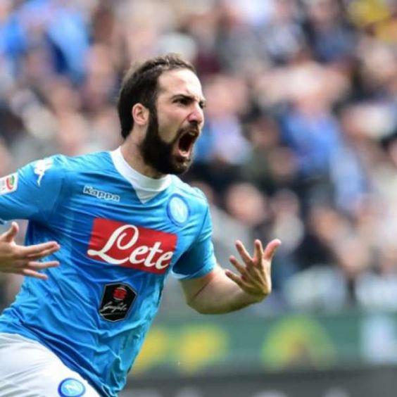 Clube italiano está disposto a pagar 90 milhões de euros por Higuaín