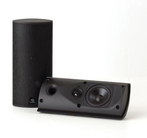 Multi-purpose home theater speaker
