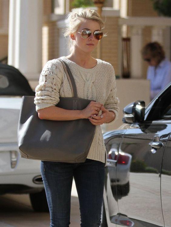birkin bags cost - Julianne Hough with Hermes Double Sens | Herm��s | Pinterest ...