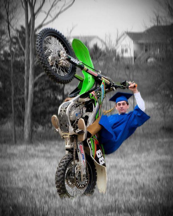 Where To Get The Best Pit Bikes Follow Wholesaleatv Bike Photoshoot Pit Bike Senior Pictures