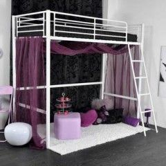 Mezzanine Chambre Ado. Chambre Fille Lit Superpose Chambre Mezzanine ...