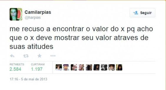 50 tweets geniais que provam que brasileiros são grandes pensadores