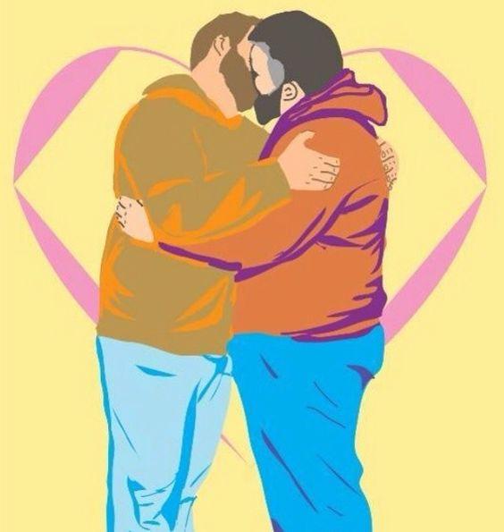 hot gay cartoons