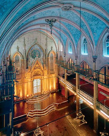 Angel Orensanz Foundation Center for the Arts, New York City