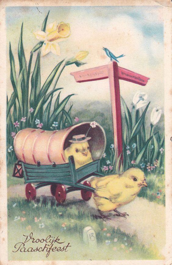 Easter Greetings: