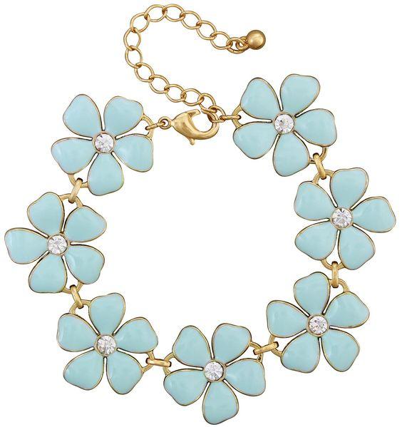 Armband - Pastell Flowers