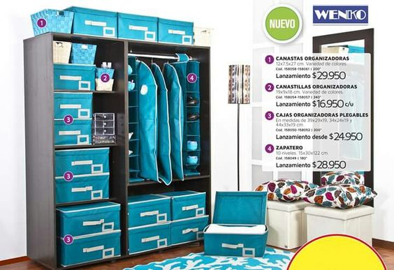Organizacion closet