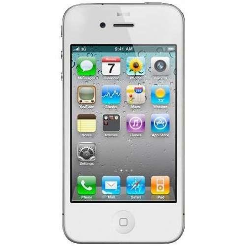 Apple iPhone 4 8GB White