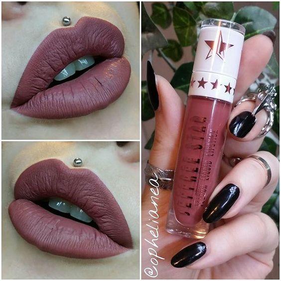 Jeffree star jeffree star cosmetic and liquid lipstick on pinterest
