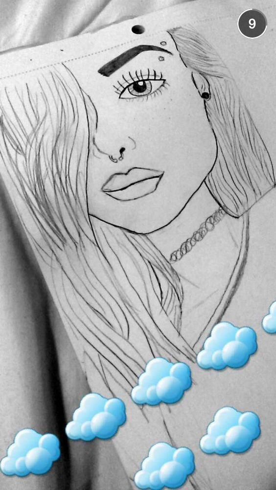 Drawing goalsss as'f. Art work credit to: Naomi Go follow her!