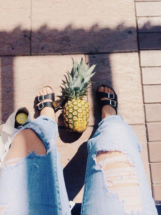 Jeans n ananas
