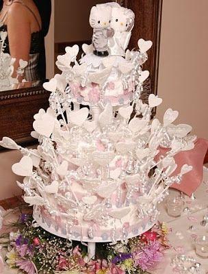 ARTISTIC WEDDING CAKES | Unique Wedding Cakes