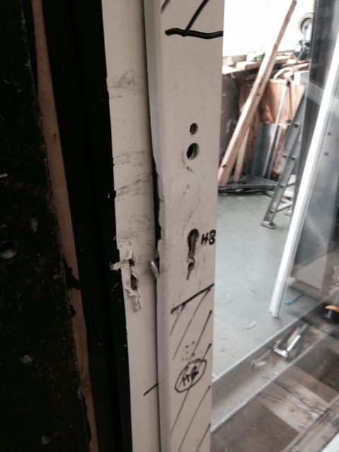 8 best sliding door locks images on pinterest door locks locks this is damage caused by further manual attacks on the lock side of the door to planetlyrics Images