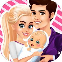 My New Baby Story - Makeup, Makeover, Dressup & Spa Games for Girls by Kids Games Studios LLC