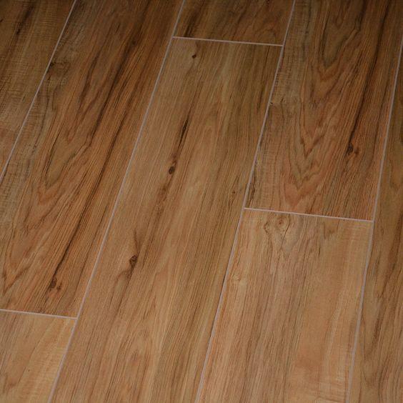 Classic touch pecan laminate floor floored pinterest for Pecan laminate flooring