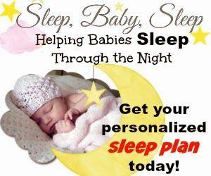 Sleep Baby Sleep: Rocking and Nursing to Sleep