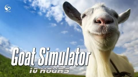 Goat Simulator 10 Hours - Pop Music Video - BEAT100