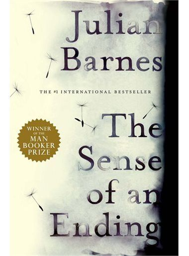 The Sense Of An Ending, Book by JULIAN BARNES (Paperback) | www.chapters.indigo.ca