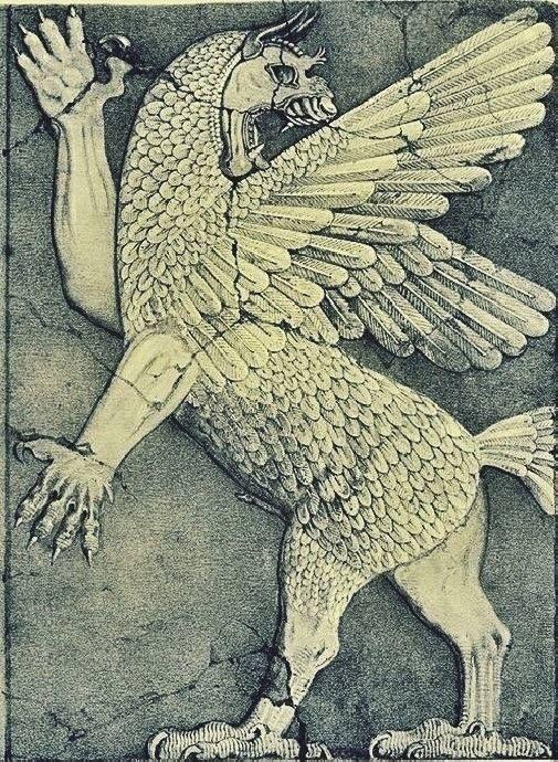 Diosa Lilith Tablilla Sumerio Sumerios Arte Antiguo