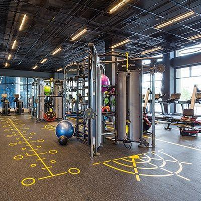 Gym Interior Gym Interior Design Branding Aerobicroom Gym Design Gym Design Interior Gym Interior