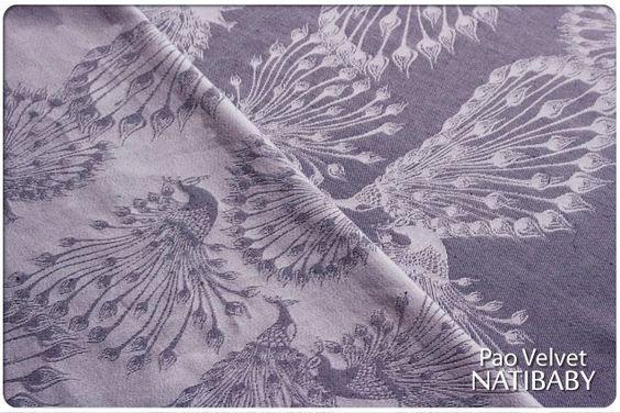 Natibaby PAO VELVET Wrap (linen, cashmere) - About Wrap | Reviews, FSOT