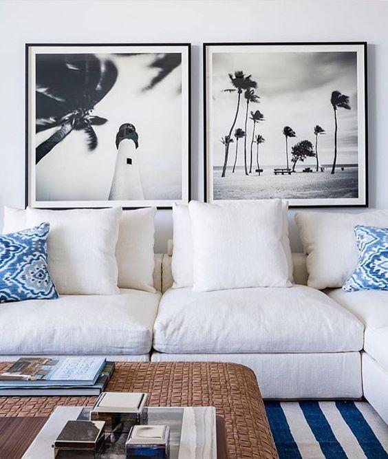 Já com gostinho de final de semana  alguém mais adora gravuras preto e branco?  {Projeto: Dado Castello Branco}