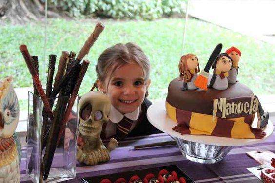 Quitanda Gourmet: Festa de Aniversário Harry Potter