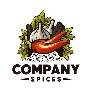 البهارات الشعار Spice Logo Logo Restaurant Logo Design Free Templates