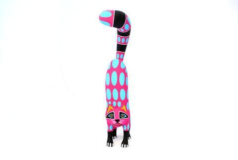 Alebrije - Raccoon (Pink)