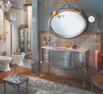 #bathroom #interior #design комплект в ванную Lineatre Savoy, 83/3 изображение