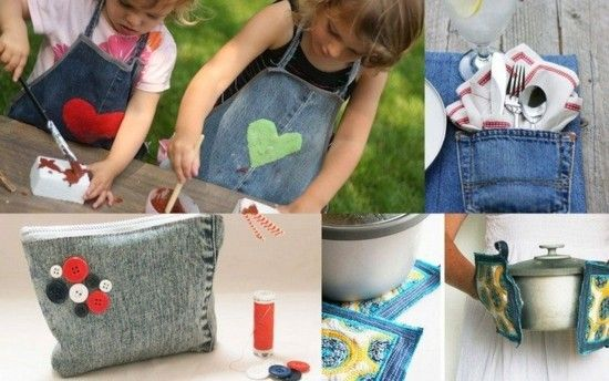 60 Originelle Jeans Upcycling Ideen zum Nachmachen | Denim