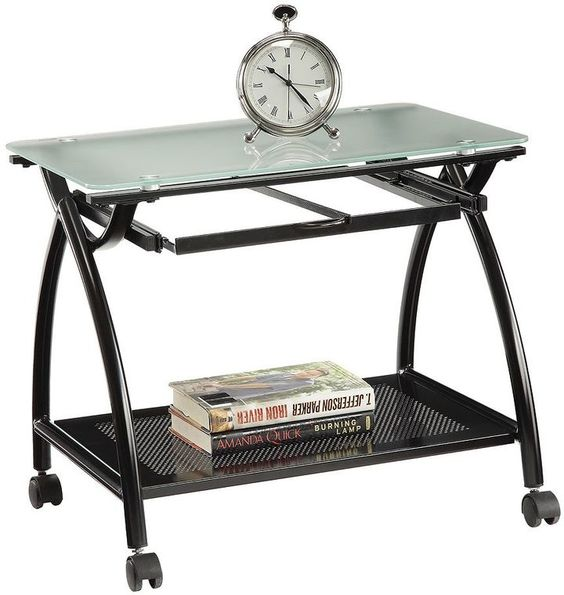 Get this playful OSP Designs Newport Mobile Computer Desk just in time for the new season.