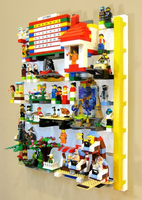 Great  new way to display your Mini-Figures. Check it out! https://www.facebook.com/AdoptABrick/posts/607056449361109