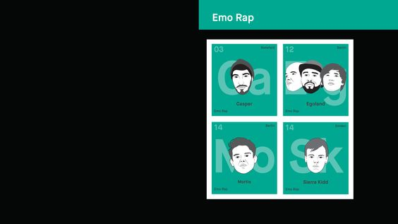 Das Deutschrap-Periodensystem: Emo Rap - http://story.br.de/hiphop-periodensystem/#/chapter/2/page/8